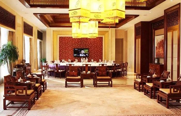 东邑酒店餐厅005
