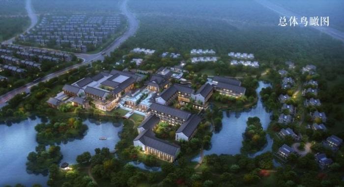 溧水开发区商务度假酒店1
